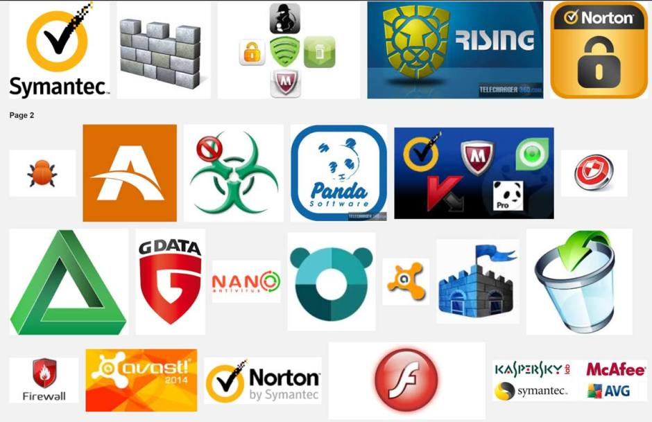 Les antivirus ne protègent pas de tous les dangers d'internet...