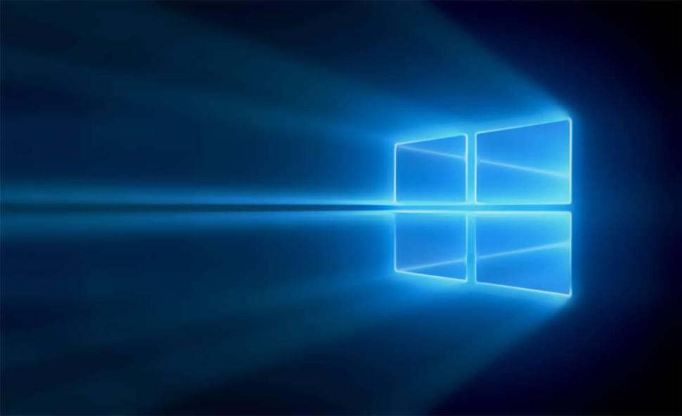 Le très populaire Microsoft Windows 10.