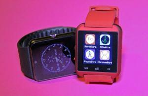 Des montres connectées chinoises dès 40 francs.