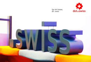 Le «.swiss» plus accessible.