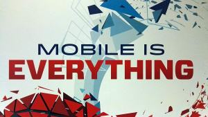 MWC 2016 de Barcelone: Mobile is Everything.