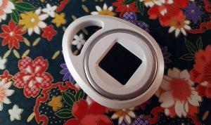 MWC 2016: Magatama, voici le capteur d'empreintes porte-clefs!