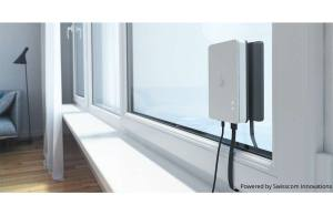 Avec ce boîtier Swisscom peut booster le DSL avec du LTE (bonding).