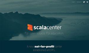 Un centre pour le langage Scala à l'EPFL.