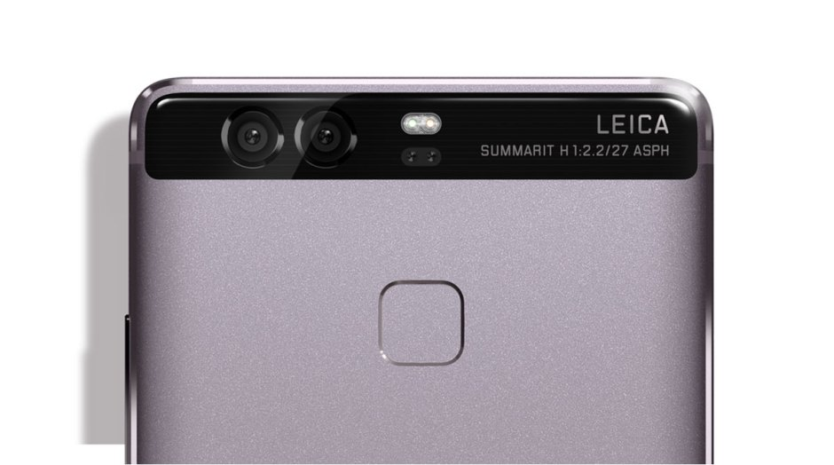 Le Huawei P9, conçu avec Leica.