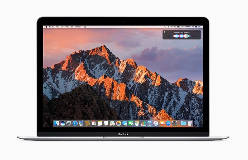 Apple MacOS Sierra.