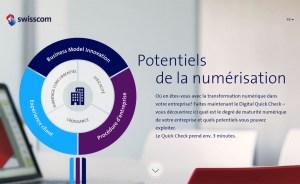Swisscom cherche à vendre ses prestations informatiques.