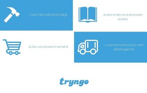Tryngo: le concept.