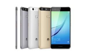 Le Huawei Nova présenté à l'IFA.