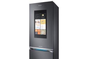 Read more about the article Démesure: le frigo connecté à 7000 francs de Samsung…