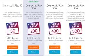 UPC dévoile son offre Connect & Play.