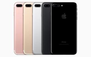 Nouveaux produits Apple: tous les prix de l'iPhone 7 aux AirPods
