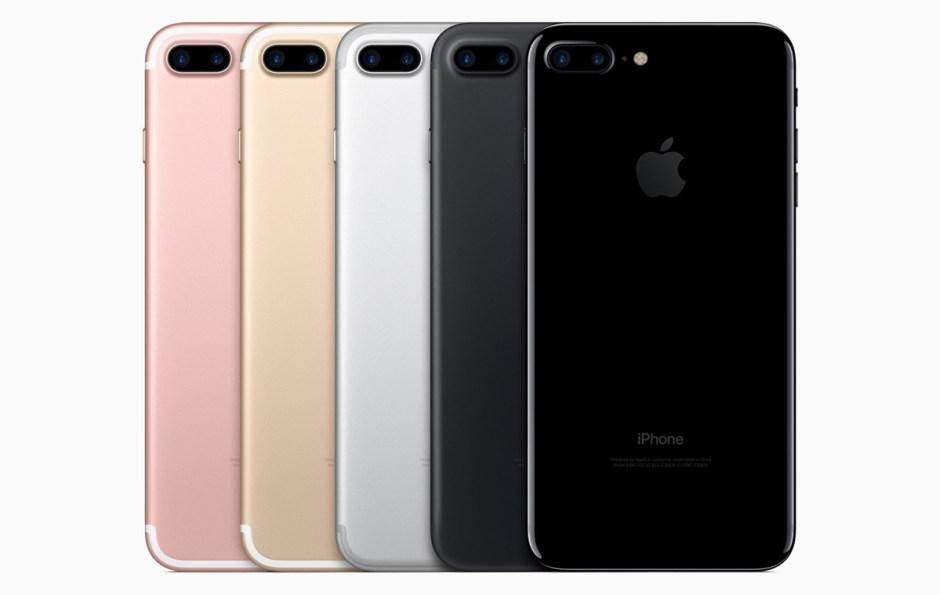 Dix ans après le 1er iPhone, les iPhone 7 d'Apple restent des valeurs sûres.