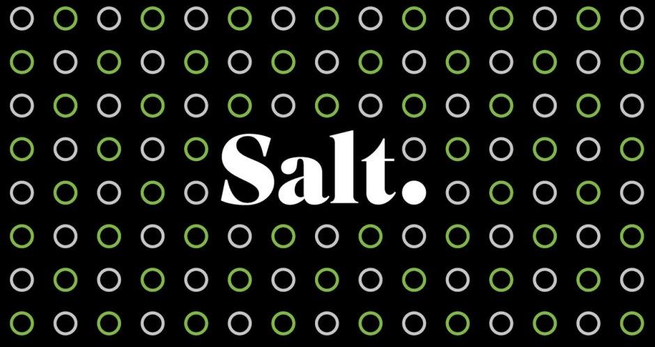 Publicité: Salt élève le niveau.