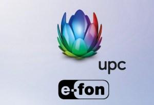 UPC avale E-fon.