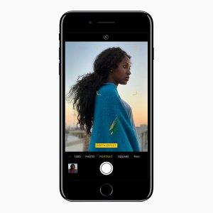 Le mode Portrait sur l'iPhone 7 Plus.