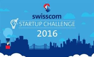 Swisscom StartUp Challenge 2016.