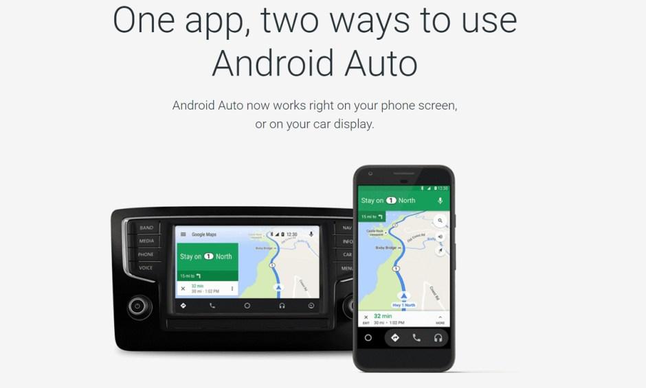 Android Auto débarque sur tous les smartphones.