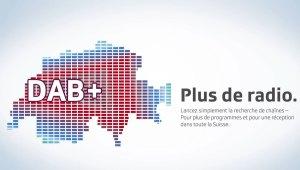 Couleur 3 sera disponible partout en Suisse en DAB+ dès le 15 novembre!