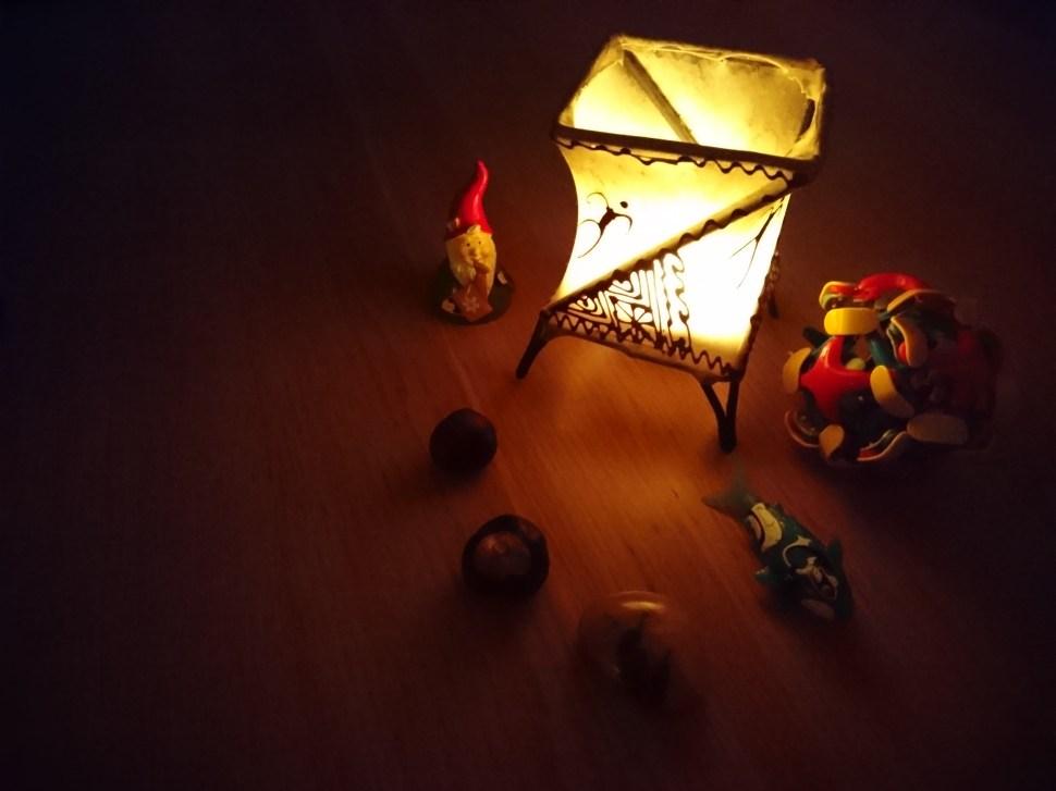 «Obscurité» par Sony Xperia X Compact, 23 Mpx