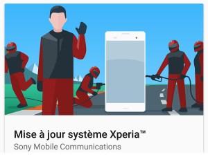 Android 7.0 Nougat: Sony met rapidement à jour son Xperia XZ