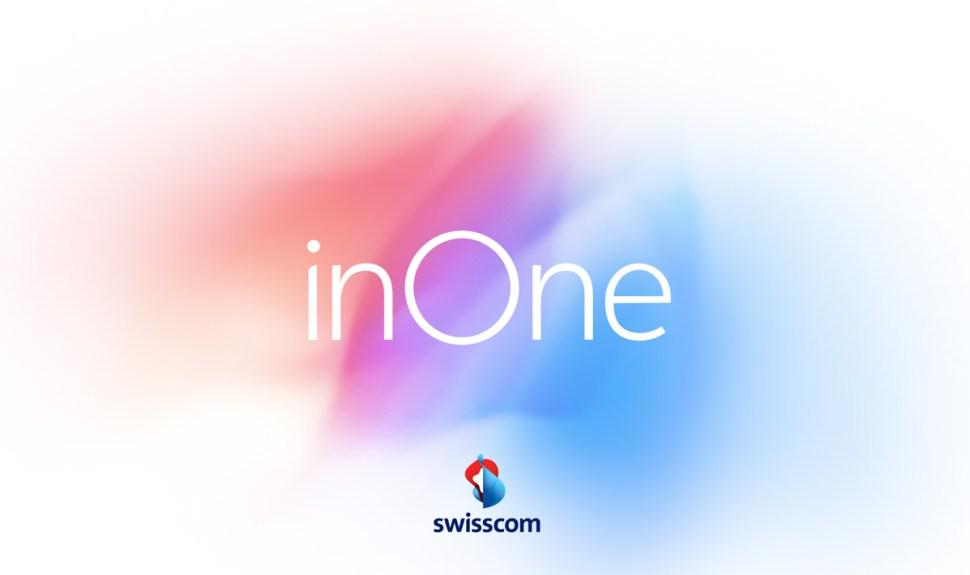 Swisscom inOne: tous les services fixes et mobiles réunis sous une seule marque.