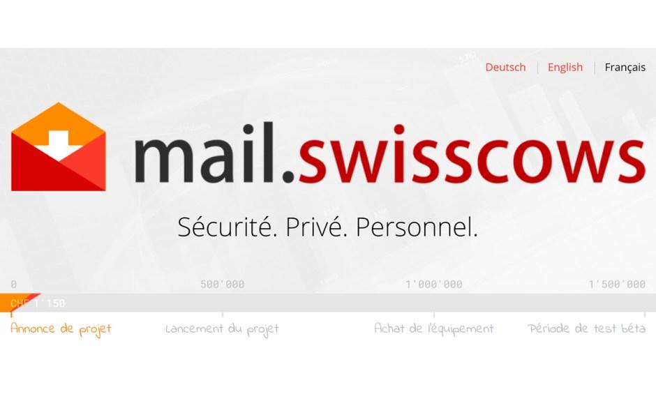 Après Swisscows, mail.swisscows?