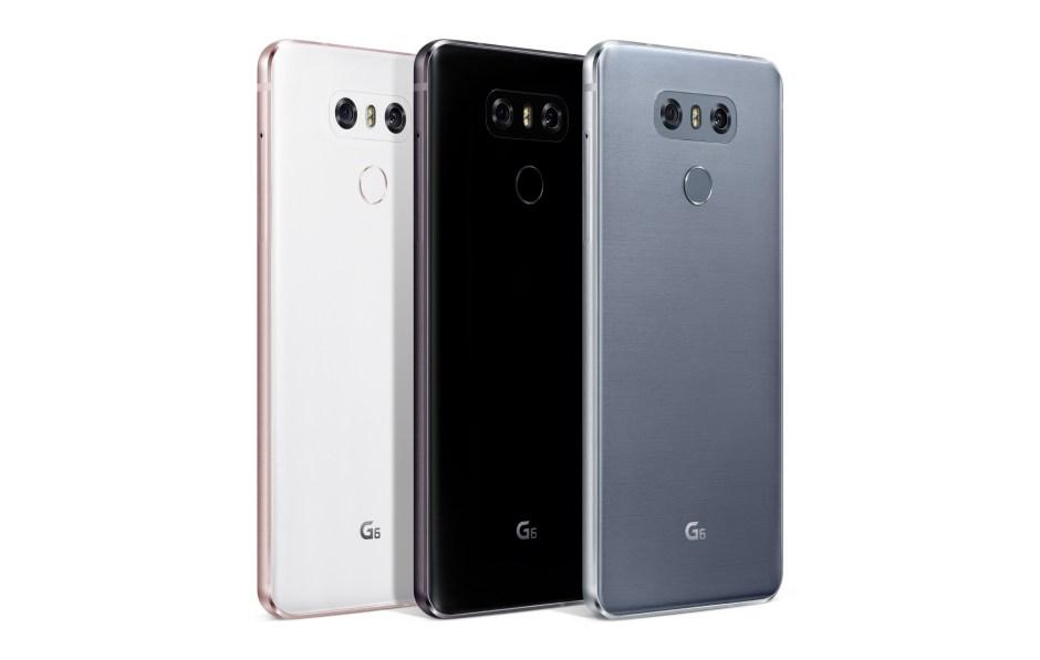 Le LG G6 se distingue par un design aboutit, comme le montre notre test.