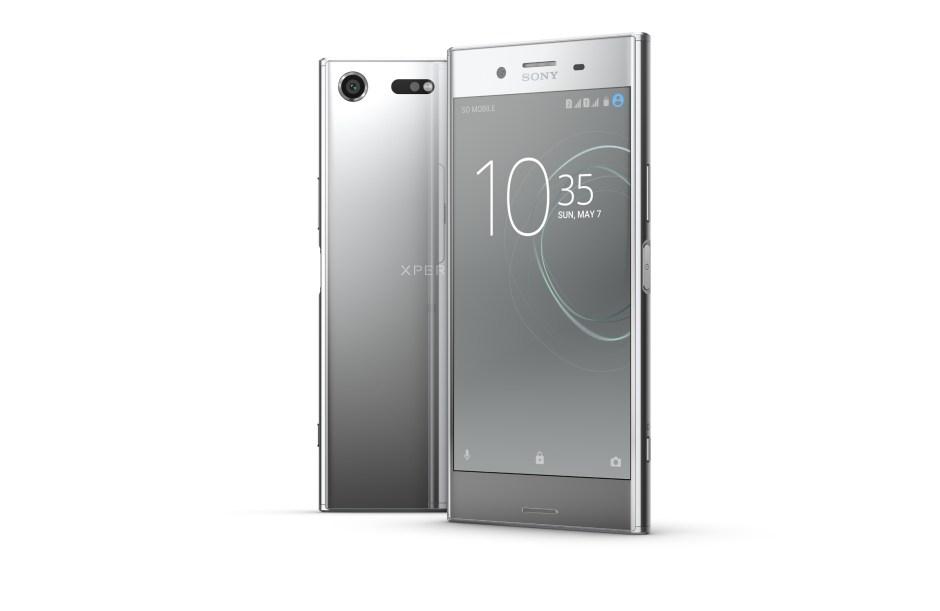 Le Sony Xperia XZ Premium tutoie le gigabit mobile.