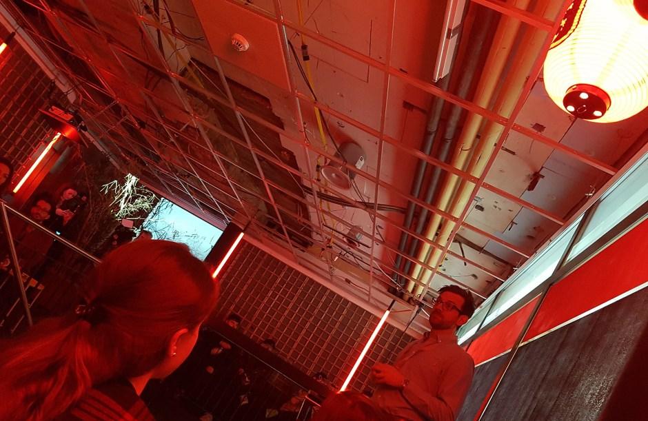 Ikea a lancé à Berne ses lampes connectées lors d'une soirée branchée!