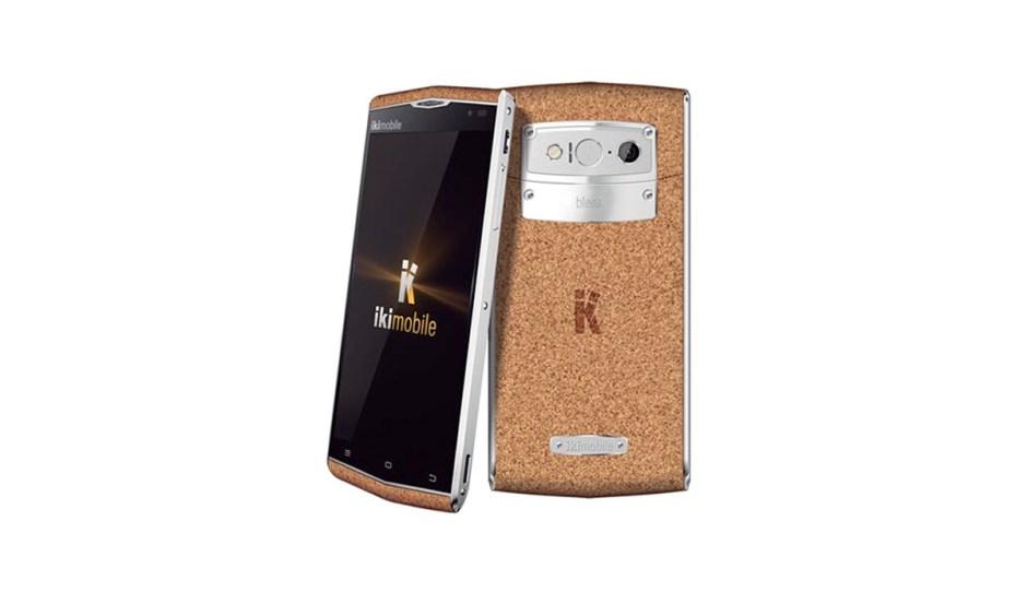 Ikimobile présente un smartphone antichoc et étanche en liège.
