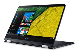 Test: le convertible Acer Spin 7 sous la loupe
