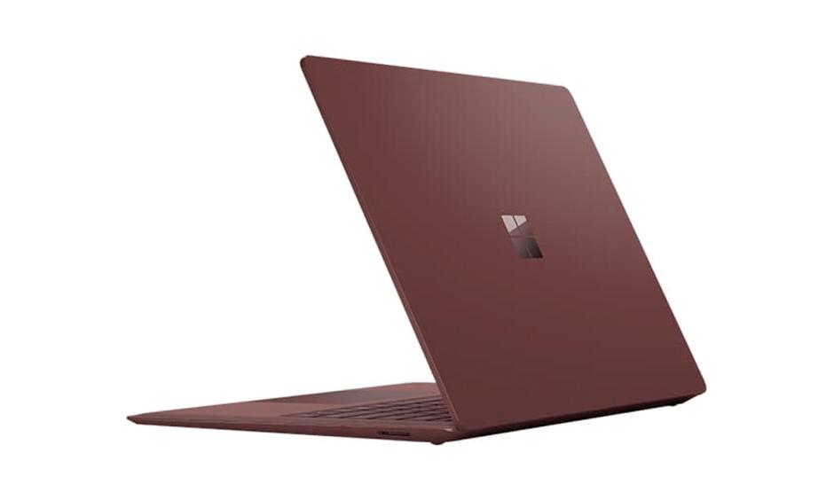 Le Surface Laptop de Microsoft.