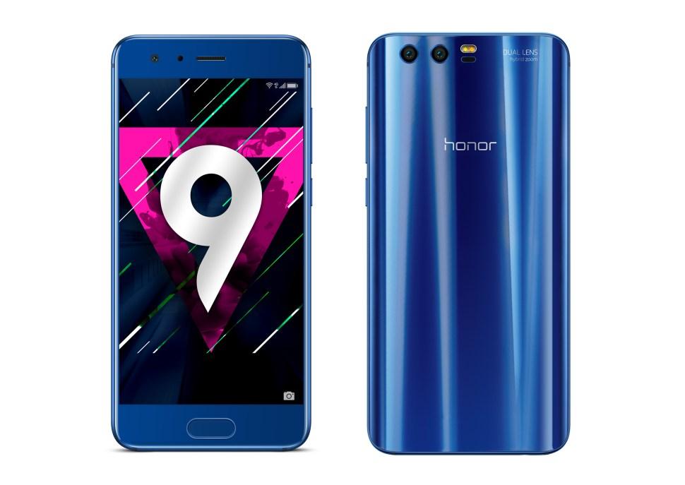 Huawei continue de miser sur une optique double avec son Honor 9.