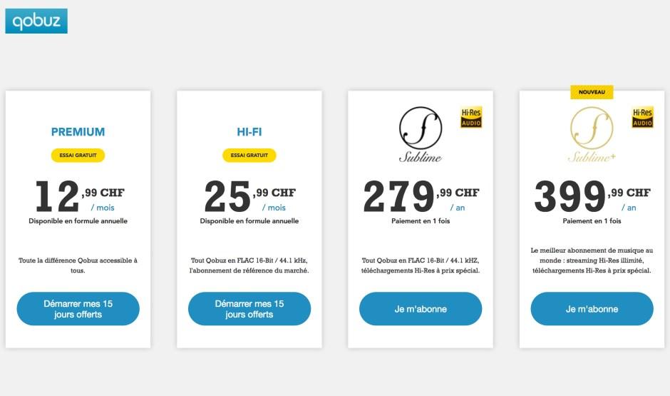 Qobuz se lance sur le marché du streaming Hi-Res audio.