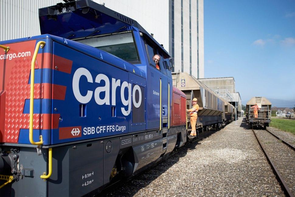 Bosch estime que CFF Cargo bénéficiera prochainement des trains marchandises les plus intelligents au monde.