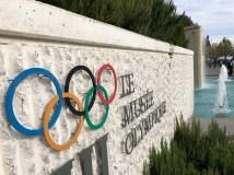 Apple iPhone 8 Plus: musée olympique