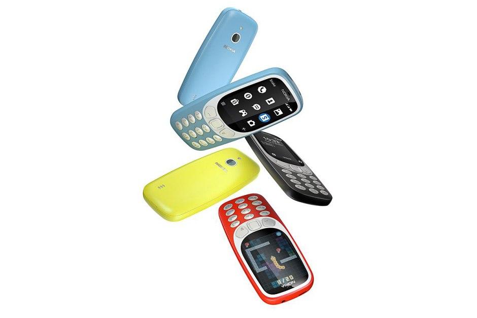 Le Nokia 3310 3G débarquera en Suisse le 16 octobre.