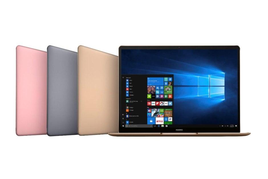 MateBook X: le premier ordinateur portable signé Huawei.
