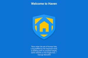 Haven: votre smartphone pour vous protéger ou être espionné?