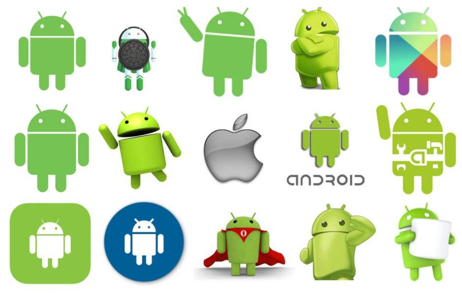 Android domine le marché des smartphones.