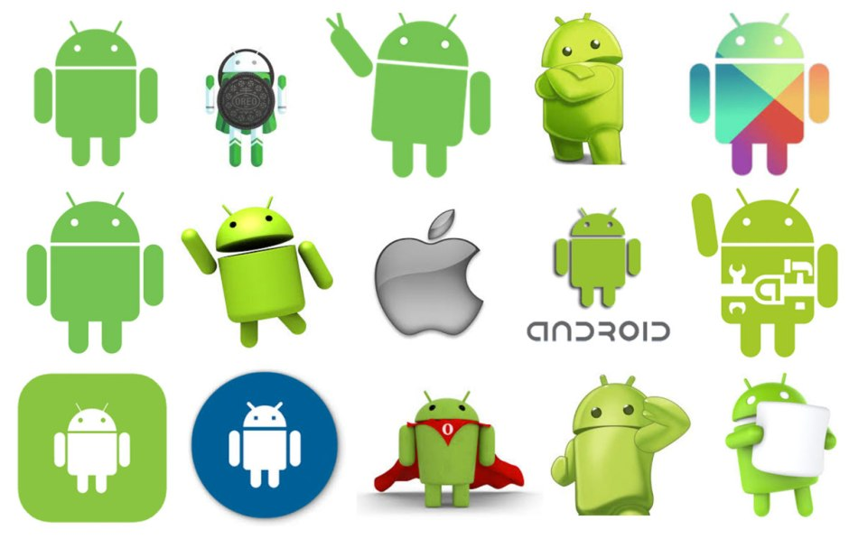 Android domine le marché des smartphones.