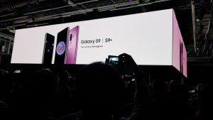 Samsung lance en grande pompe ses Galaxy S9 et S9+ à Barcelone