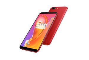 Un OnePlus 5T Lava Red pour fêter la Saint-Valentin?