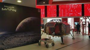 Technologie 4G: de Barcelone à la Lune avec Nokia et PTScientists!