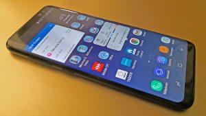 Le Samsung Galaxy S8 reçoit enfin Android 8.0 Oreo en Suisse et en France!