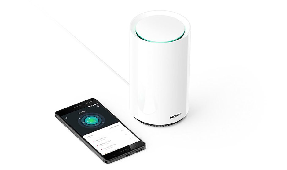 Nokia s'intéresse au marché du Wi-Fi...