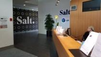 Le siège de Salt à Renens.