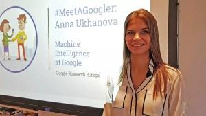 Machine learning: Google présente ses dernières avancées à Zurich…