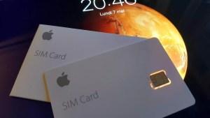 Le test manqué de l'Apple SIM vendue cinq francs en Suisse